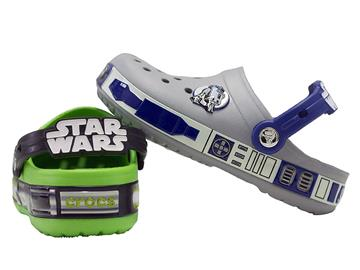 Crocs Star Wars Yoda